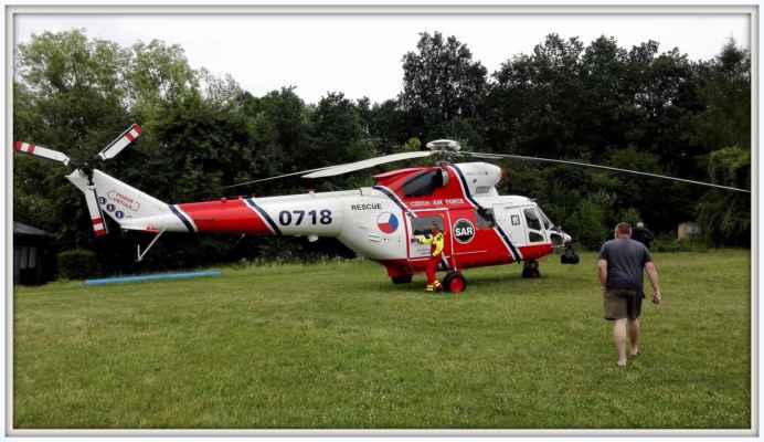 Helikoptéra LZS