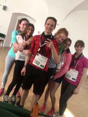 Běh pro Pamět národa 18.5.2019 v Uherské Hradišti