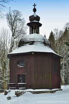 Karlova Studánka - Kaple sv. Huberta