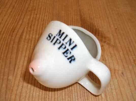 usrkáváček - mini sipper
