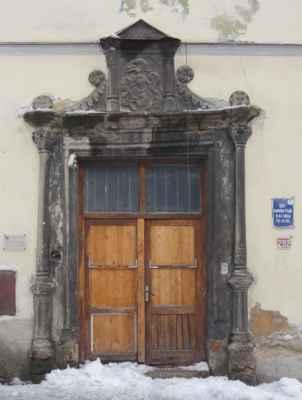 ...ale historický portál vypovídá o tom, že tu stál již v 16. stol.