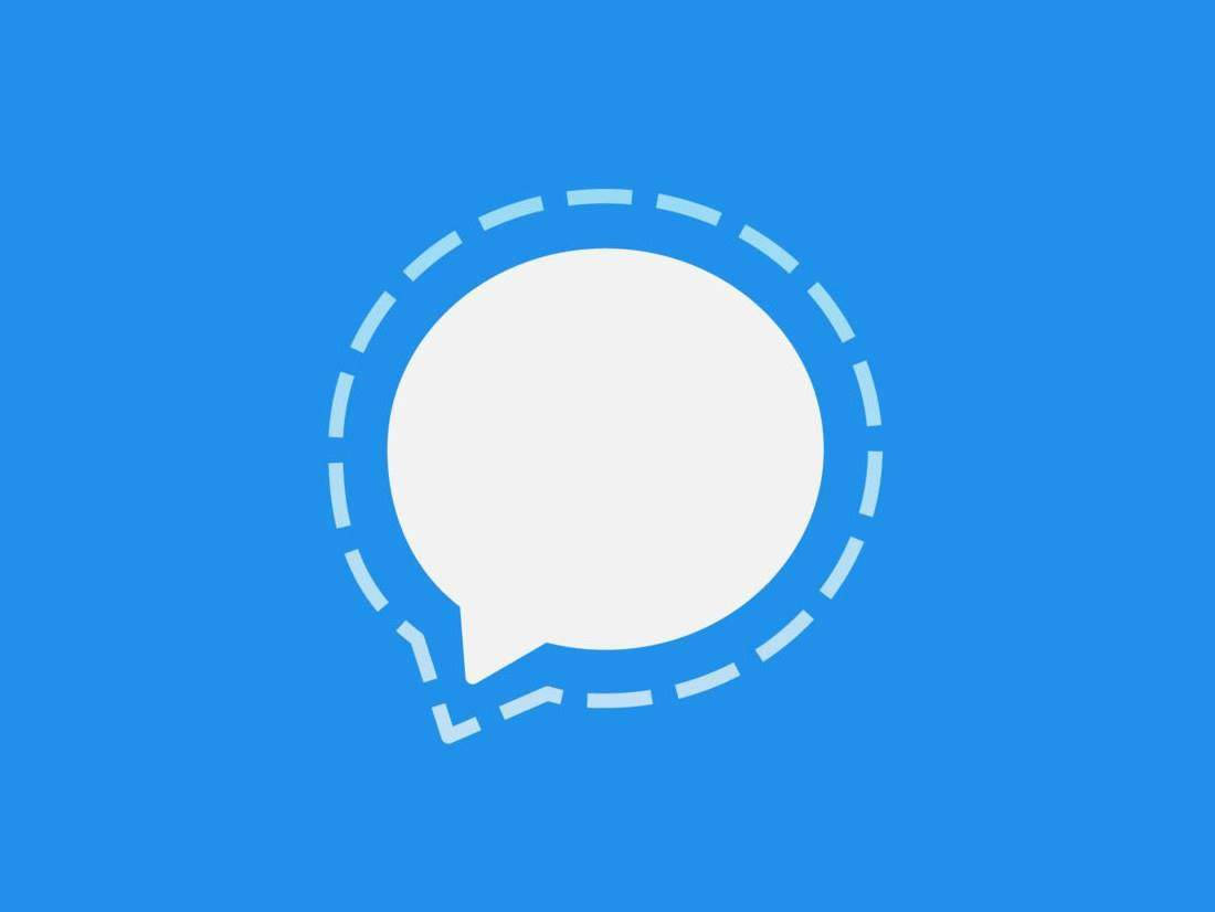 Logo Aplikace Signal. Foto: Wikipedia Commons