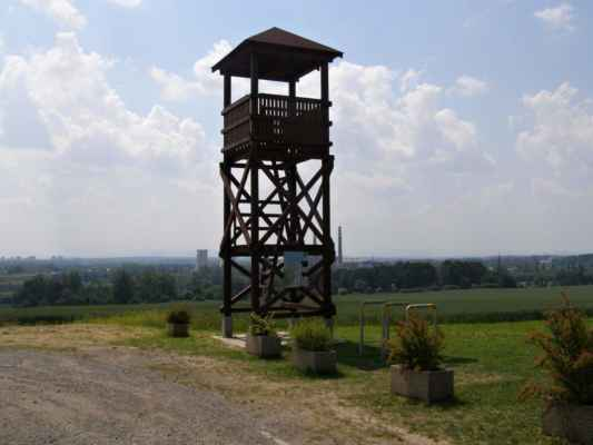 01 - Ostrava - Hošťálkovice - vyhlídková věž 02 - věž