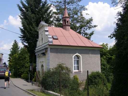 02 - Bobrovníky u Hlučína - kaple sv. Prokopa 01 - celkový pohled