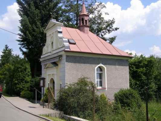 02 - Bobrovníky u Hlučína - kaple sv. Prokopa 05 - celkový pohled