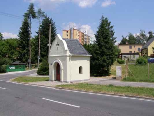 03 - Hlučín - kaple Panny Marie 03