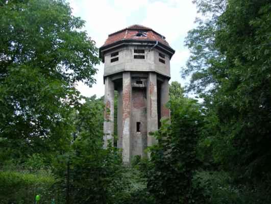 05 - Hlučín - vodárenská věž 02