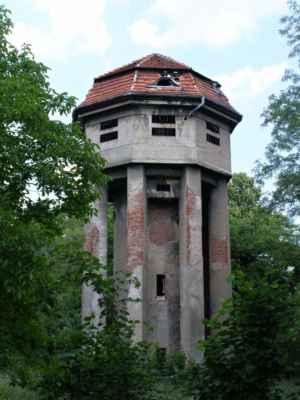 05 - Hlučín - vodárenská věž 04