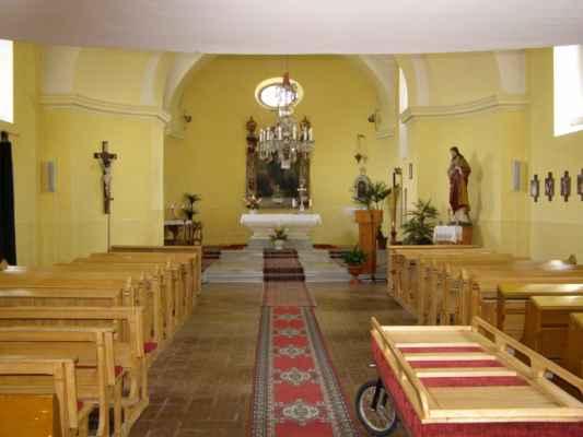 07 - Hlučín - kostel sv. Markéty 04 - interiér
