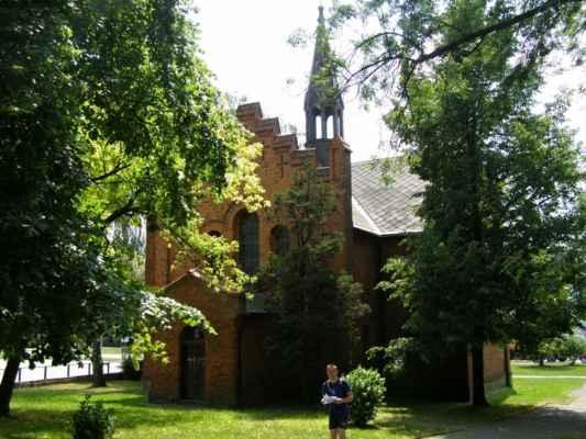 09 - Hlučín - Evangelický kostel 00