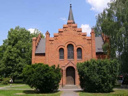 09 - Hlučín - Evangelický kostel 02
