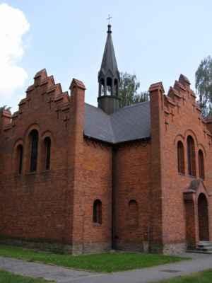 09 - Hlučín - Evangelický kostel 04