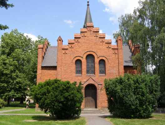 09 - Hlučín - Evangelický kostel 05