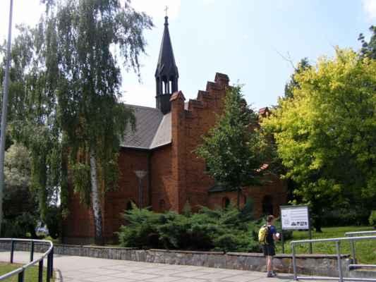 09 - Hlučín - Evangelický kostel 08