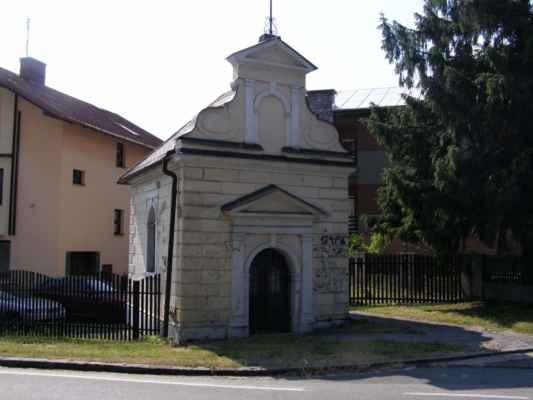 15 - Hlučín - kaple na Celní ulici 00