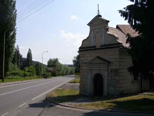 15 - Hlučín - kaple na Celní ulici 01
