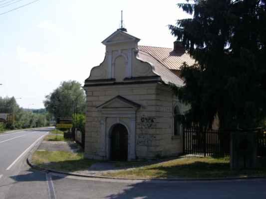 15 - Hlučín - kaple na Celní ulici 02