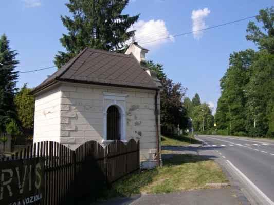 15 - Hlučín - kaple na Celní ulici 03