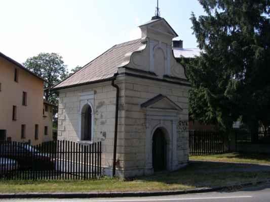 15 - Hlučín - kaple na Celní ulici 05