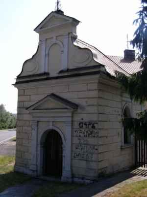 15 - Hlučín - kaple na Celní ulici 06