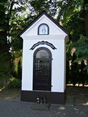 17 - Hlučín - kaple na Vinohradské ulici 03