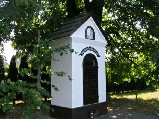 17 - Hlučín - kaple na Vinohradské ulici 05