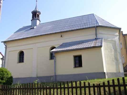 20 - Děhylov - Kaple Navštívení Panny Marie 01