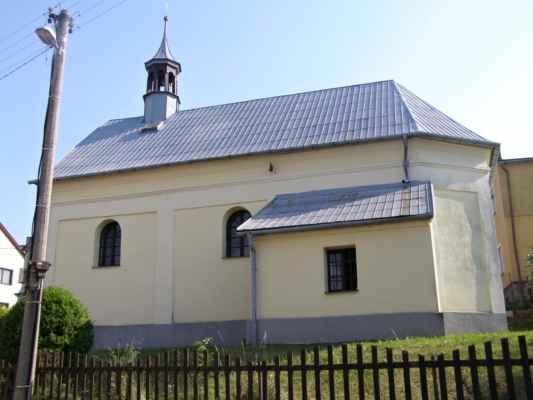 20 - Děhylov - Kaple Navštívení Panny Marie 04