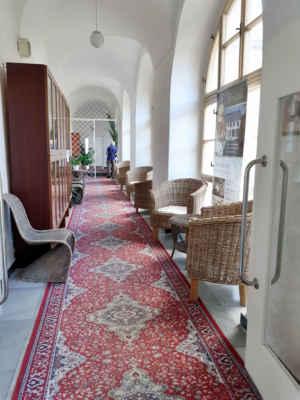 lázeňský dům Morava