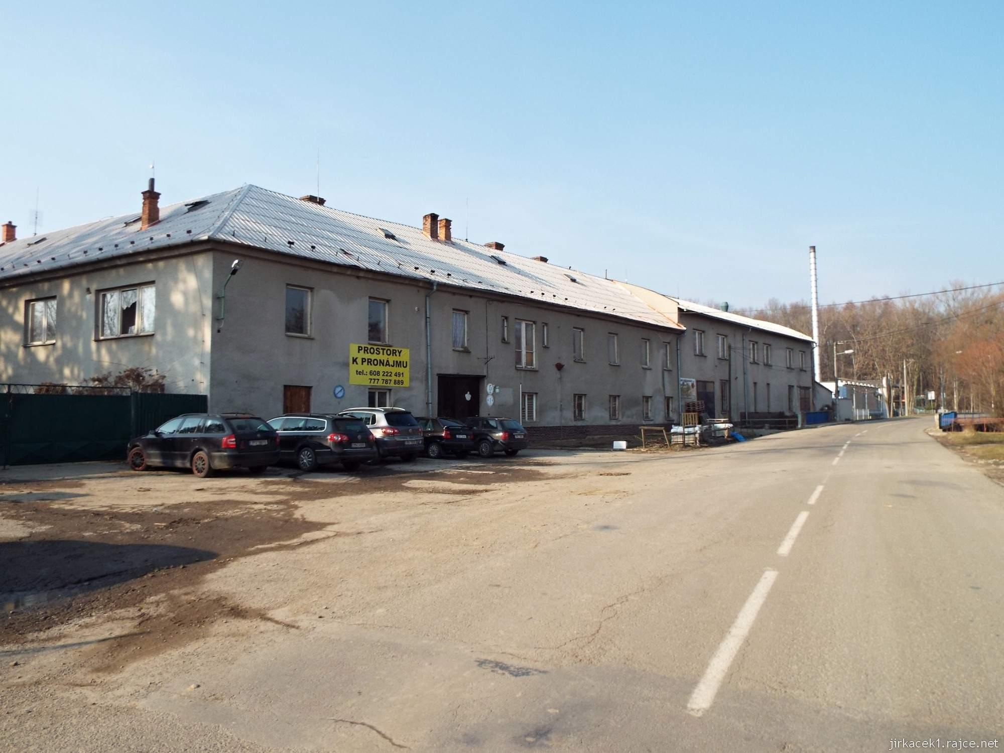 Lhota nad Moravou - bývalý Tymichův mlýn
