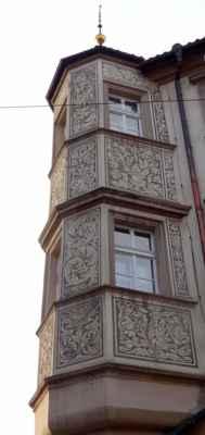 Tomášská 1 - Šternberský dům