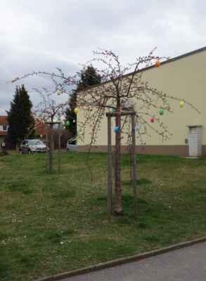 Velikonoce v Přední Kopanině.