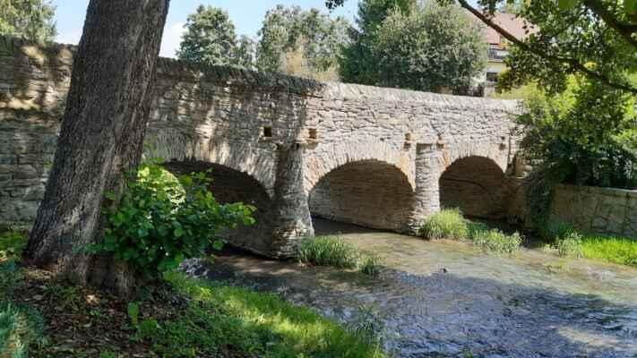 24.7.2021 • Opočno - Kamenný most přes Zlatý potok